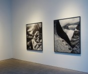 "Thumbnail image of ""Installation. Shards_Subduction at Robert Miller Gallery"""