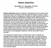 "Thumbnail image of ""http://www.robertmillergallery.com/#!2015-shardssubduction/c1v8e"""